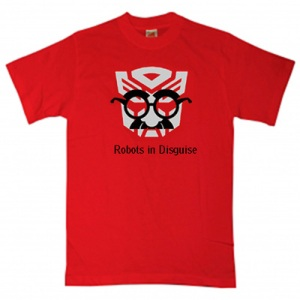 Robots In Disguise Tshirt Funny T Shirt Websites Funny T